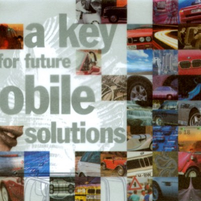 BMW & DOMUS - A KEY FOR FUTIRE MOBILE SOLUTION COMPETITION EXHIBITION Exhibition